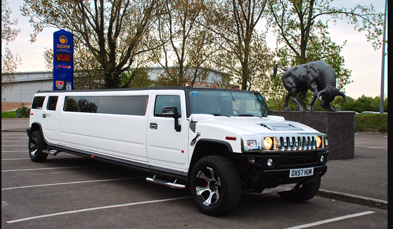Hummer Limo Hire Yorkshire
